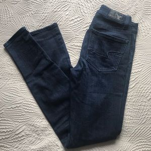 AE High Rise Jeggings 00